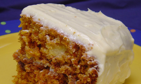 Easy box carrot cake recipe
