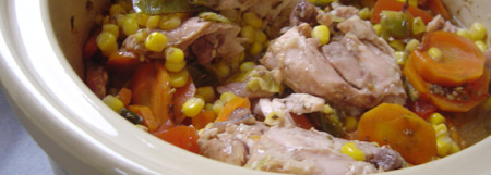 crockpot chicken recipes