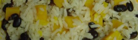 halloween rice side dish